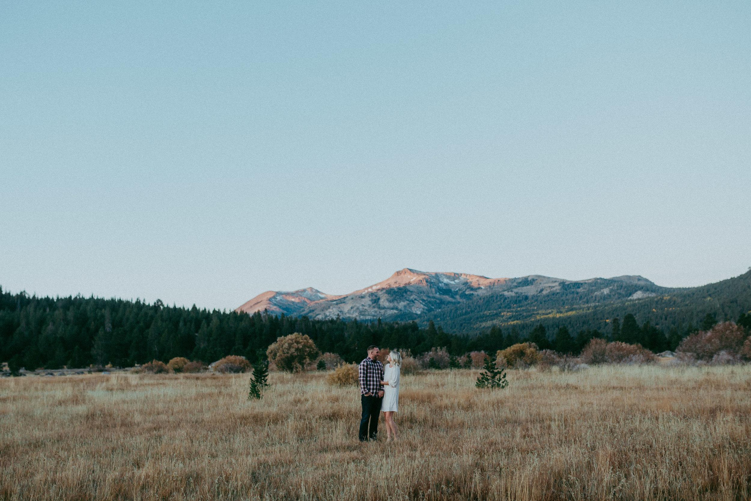 south lake tahoe engagement