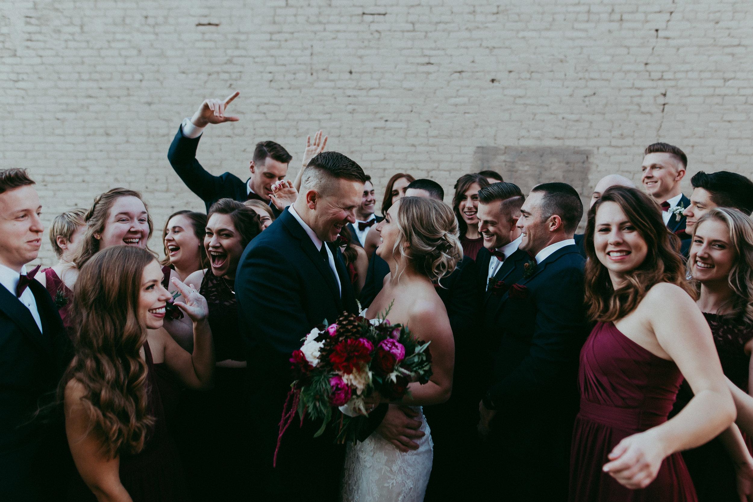 modesto wedding