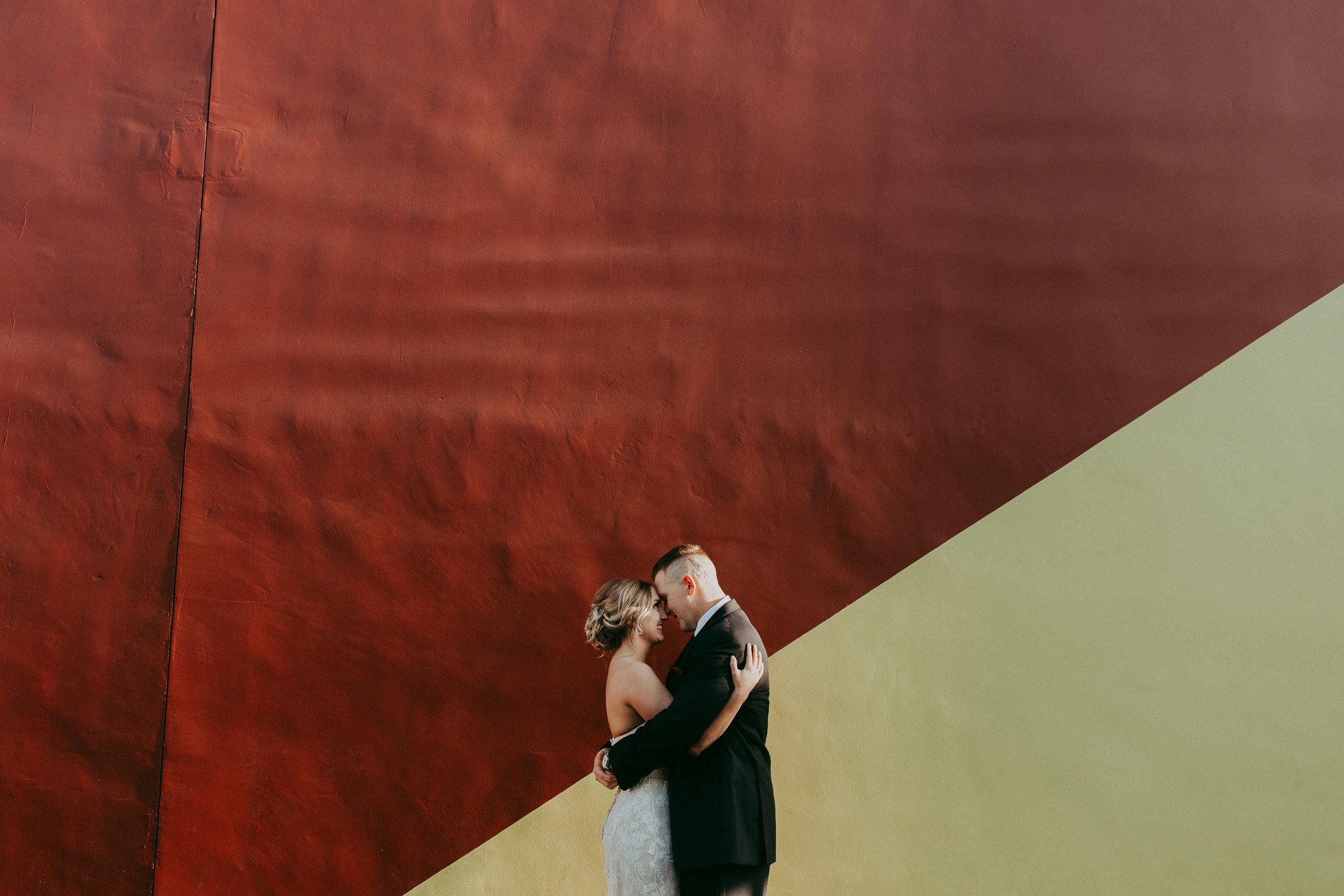 urban wedding modesto