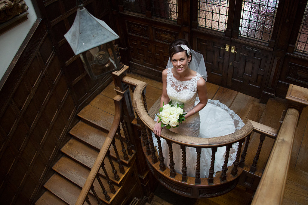Woldingham School Wedding Photography
