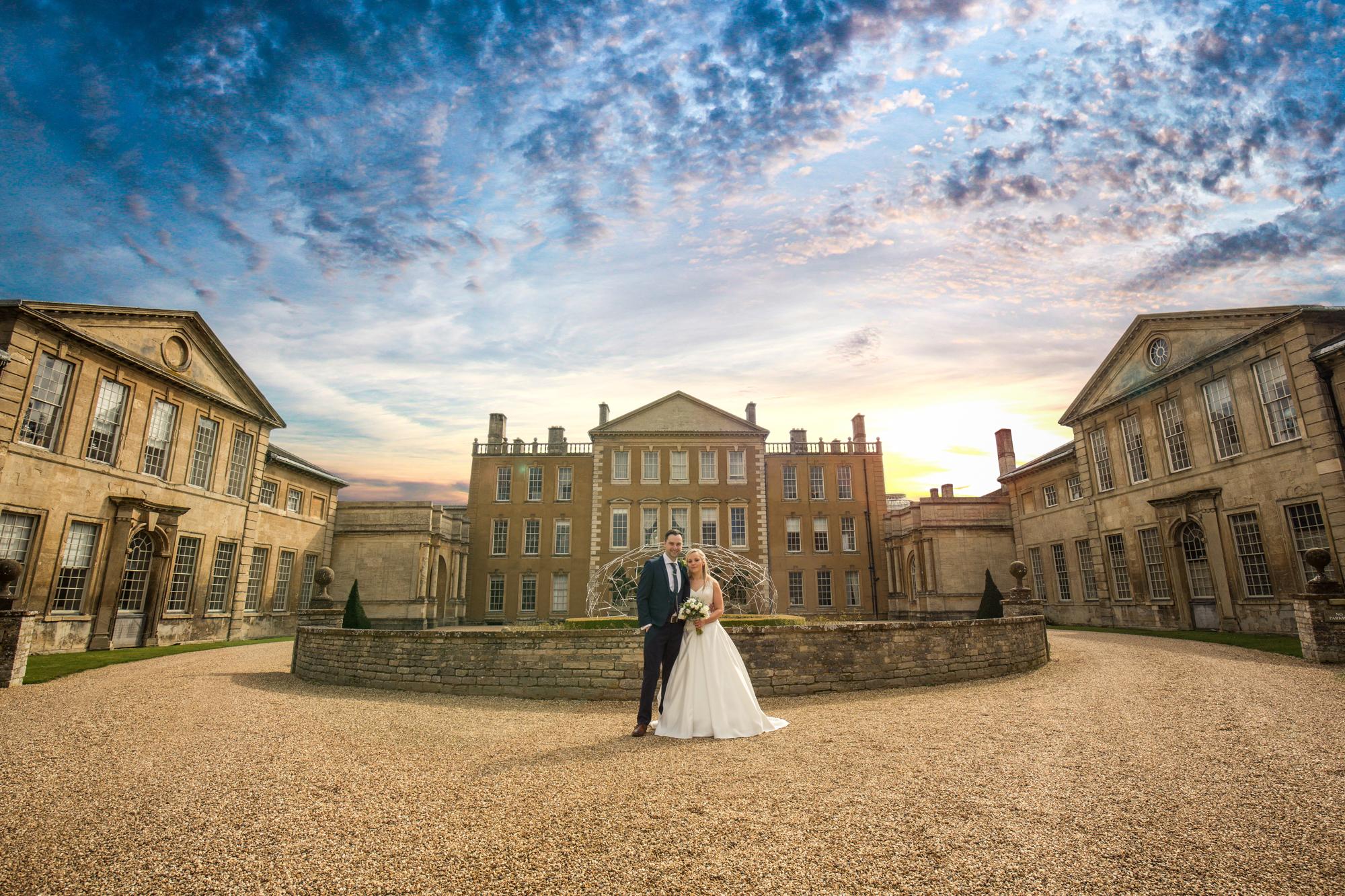 Aynhoe Park Wedding Photography - Matt & Georgina