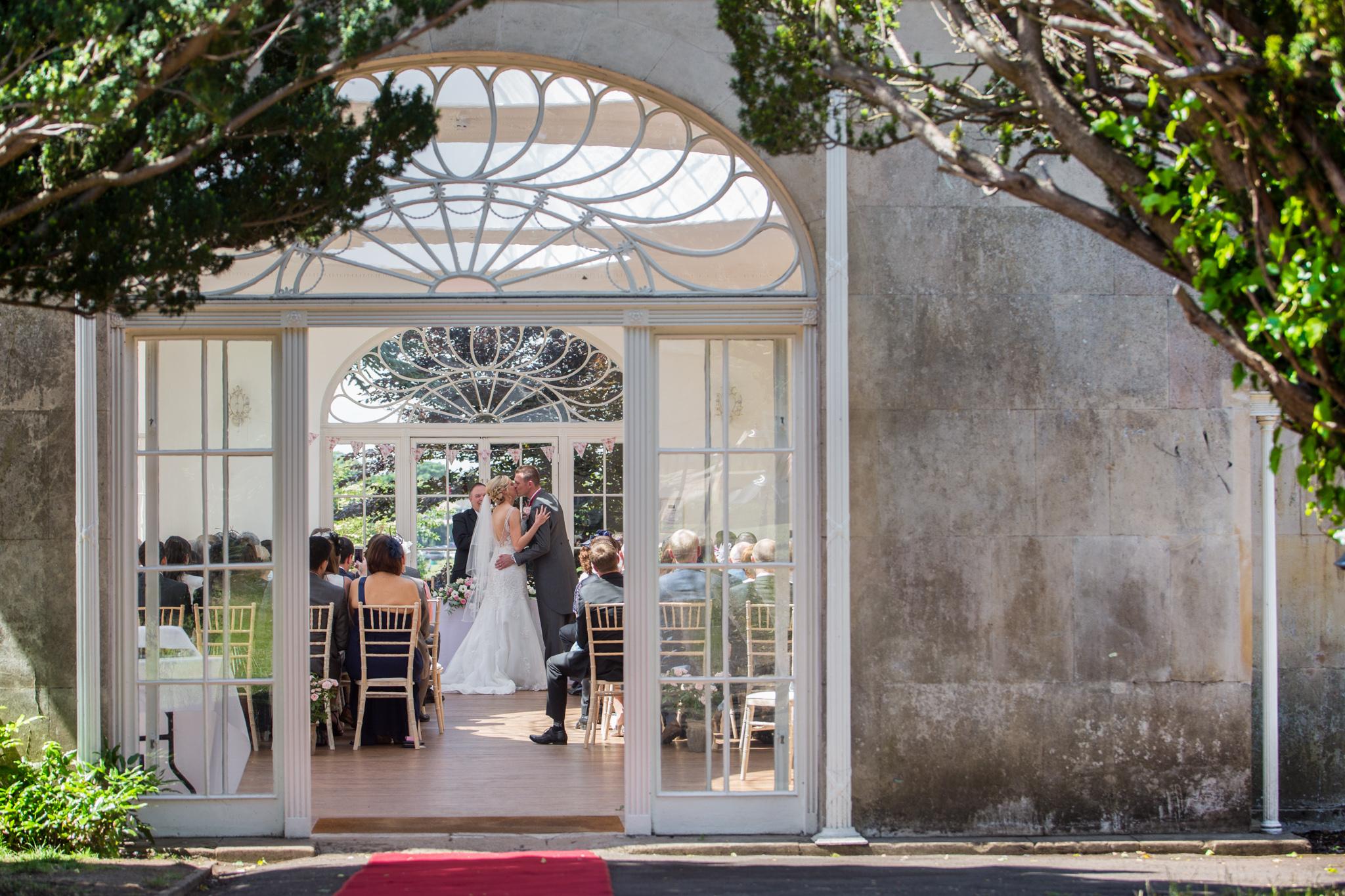 Barton Hall Wedding Photography - Chris & Becca