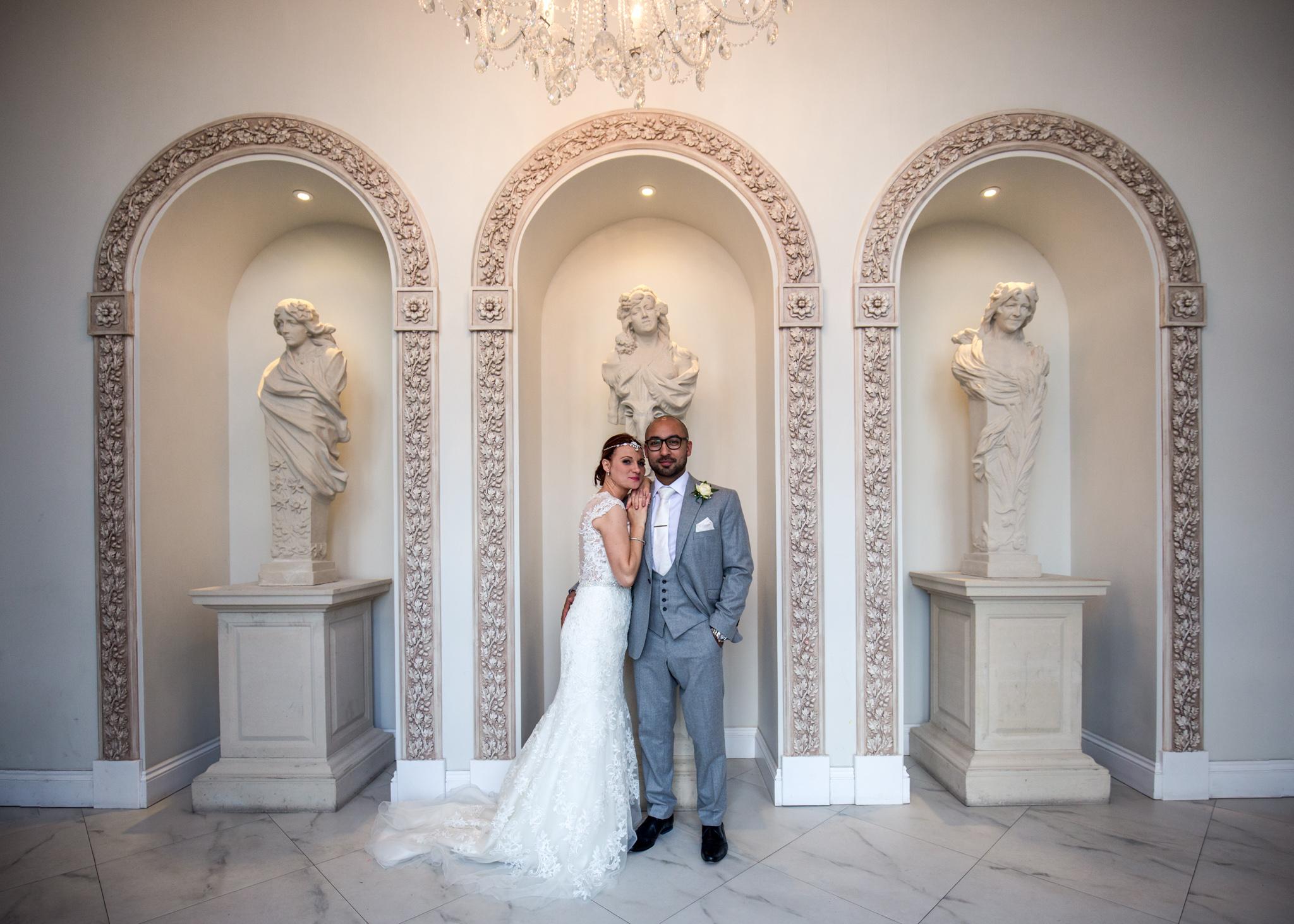 Froyle Park Wedding Photography - Emma & Sandeep