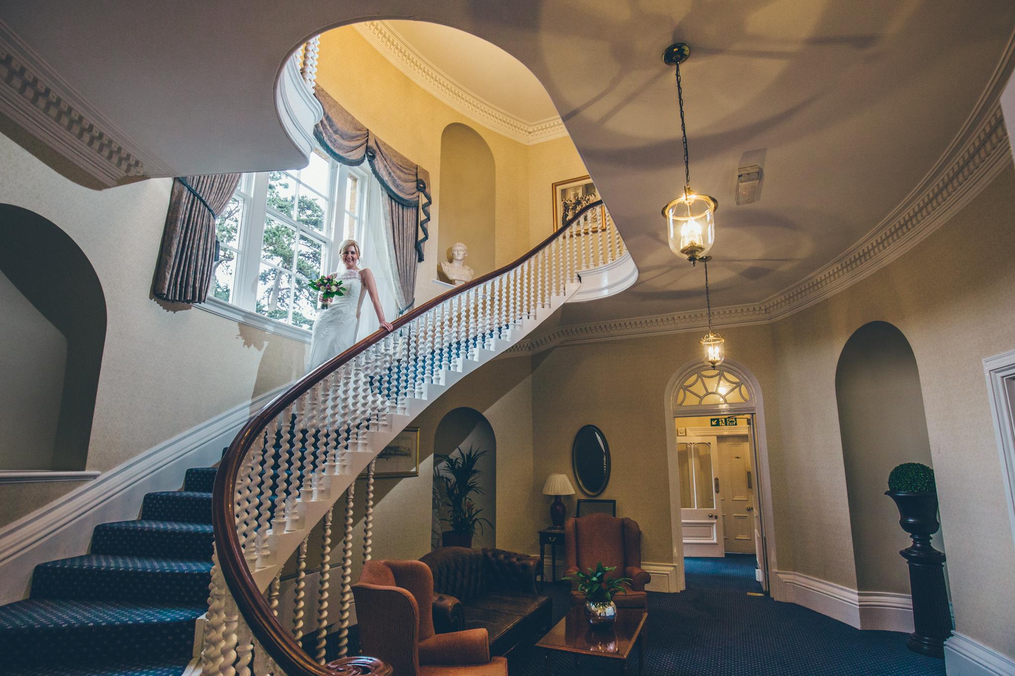 Sedgebrook Hall Wedding Photography - Lisa & Dan