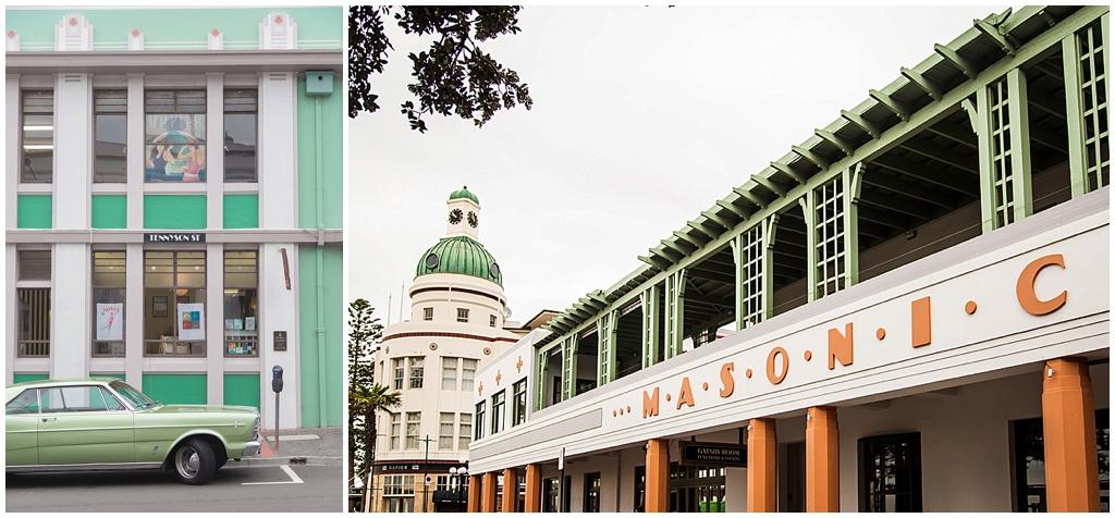 The Art-Deco Napier