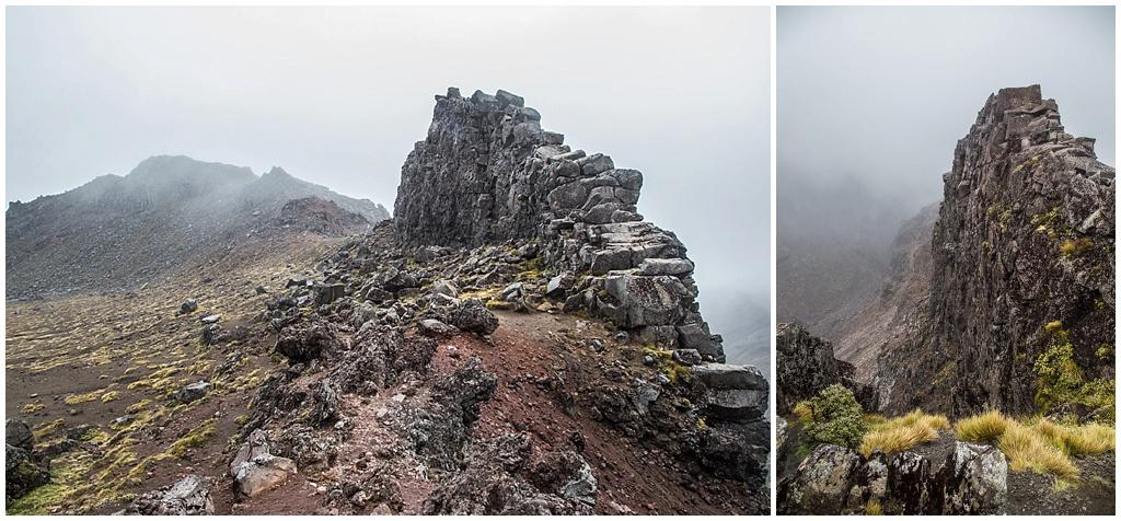 Meads Wall, Mount Ruapehu