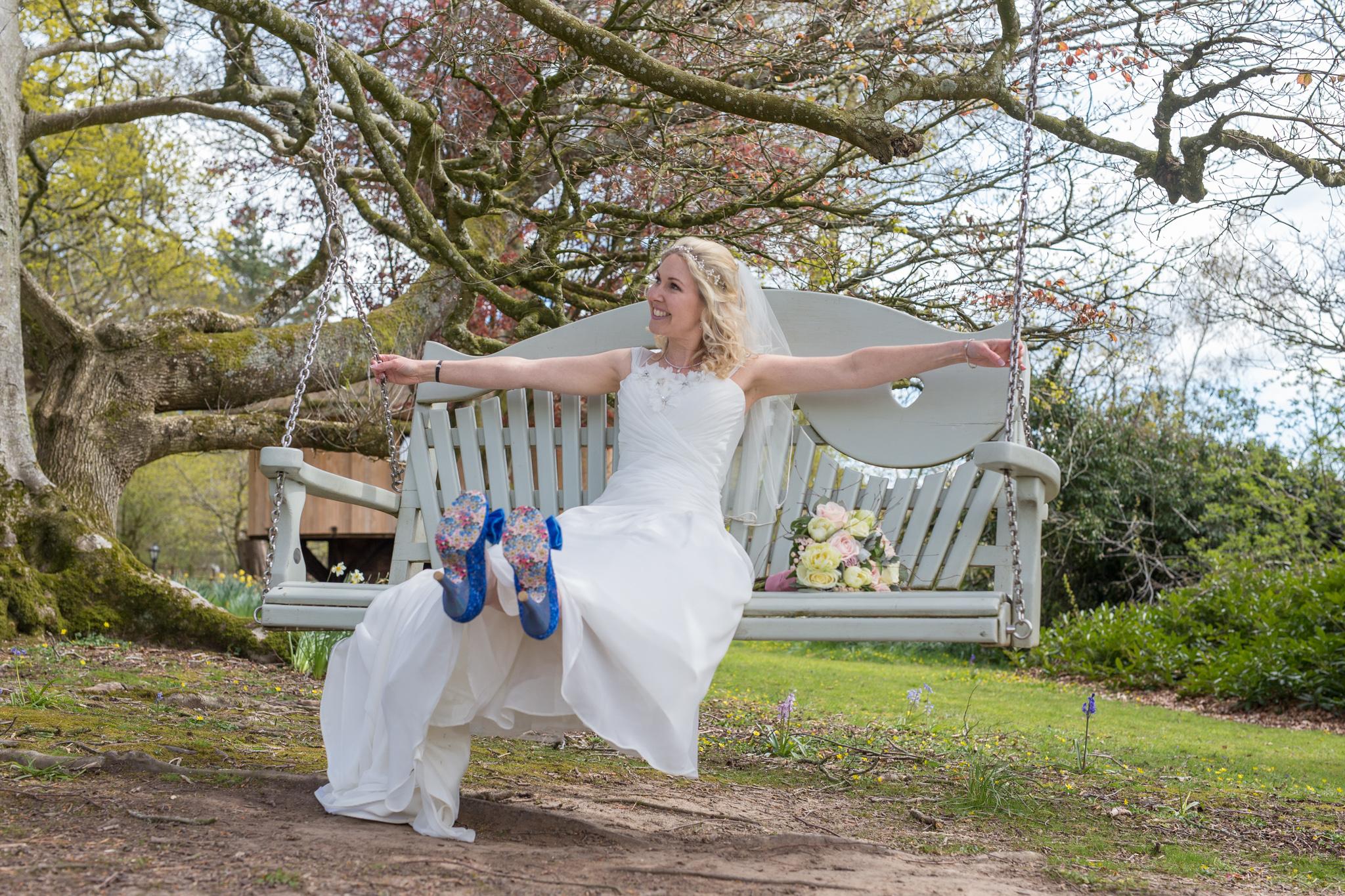 Deer Park Wedding Photography - Jo & Jez