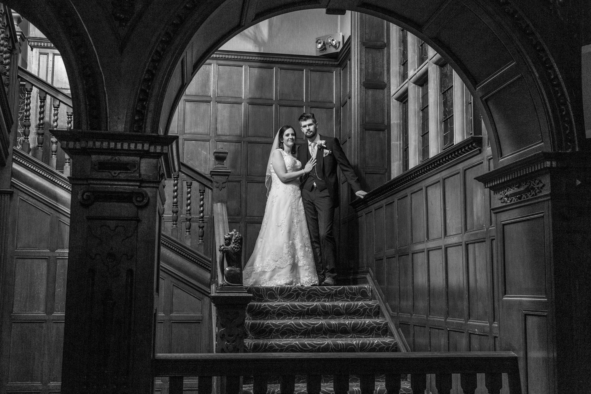 Selsdon Park Wedding Photography - Sarah & Andy