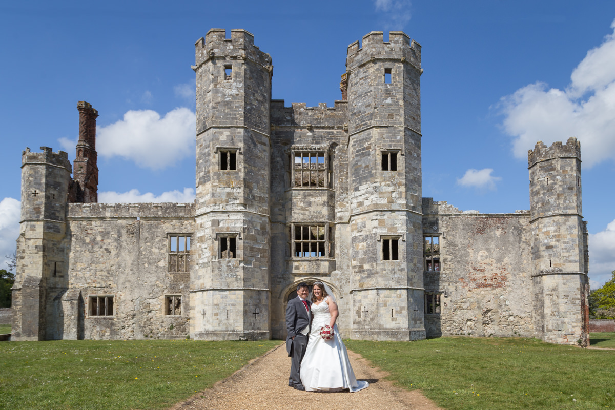 Titchfield Great Barn Wedding Photography - Heather and Alan
