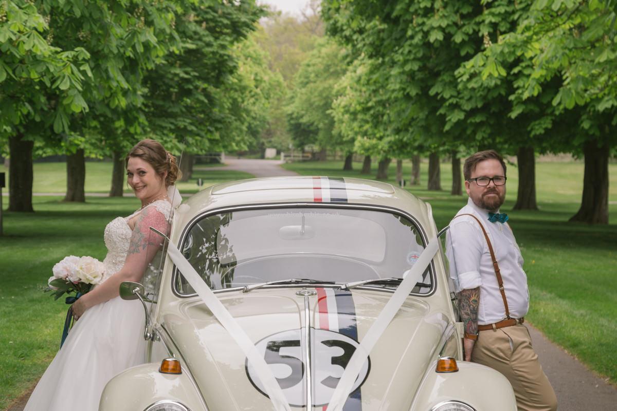 Beaulieu Abbey Wedding Photography - Nick & Keeley