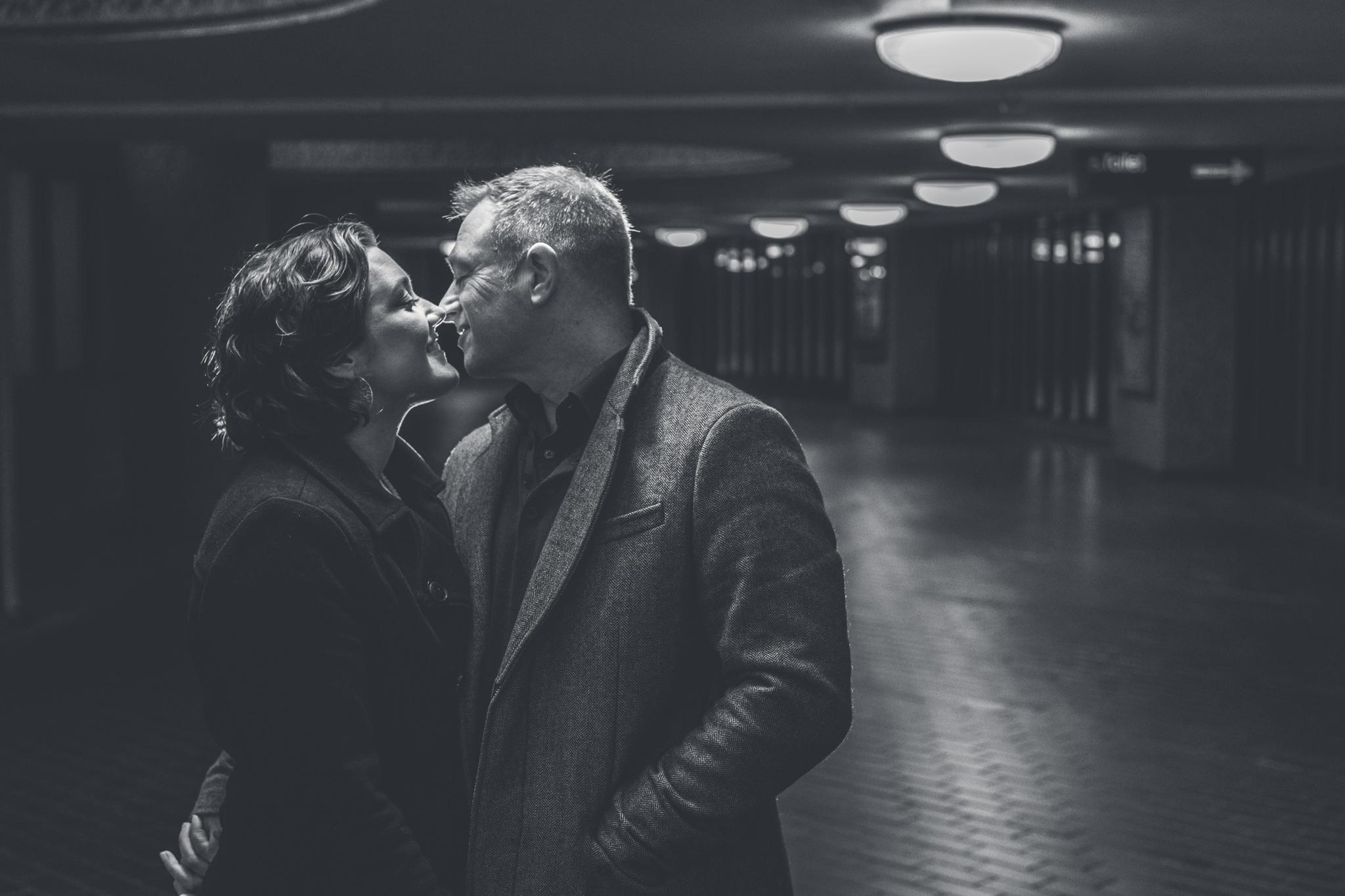 London Pre-Wedding Photography - Emma & Gary