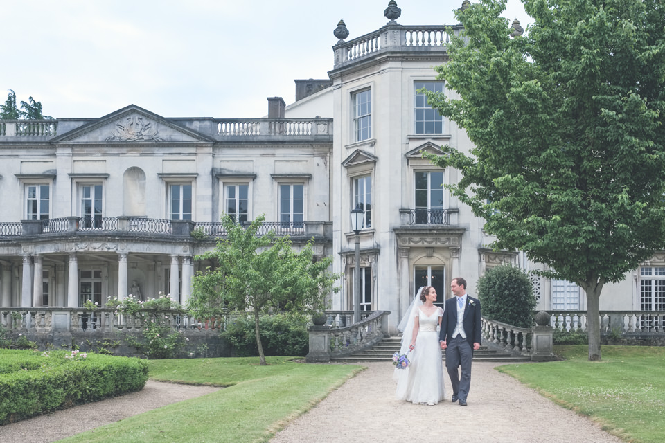 Grove House Wedding Photography - Alice & Feargus