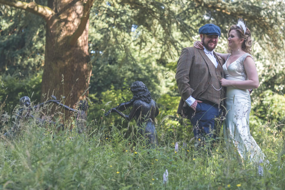 Ramster Hall Wedding Photography - Bev & Andy