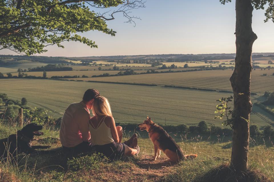 Bedfordshire Pre-Wedding Shoot - Jayne & Jim