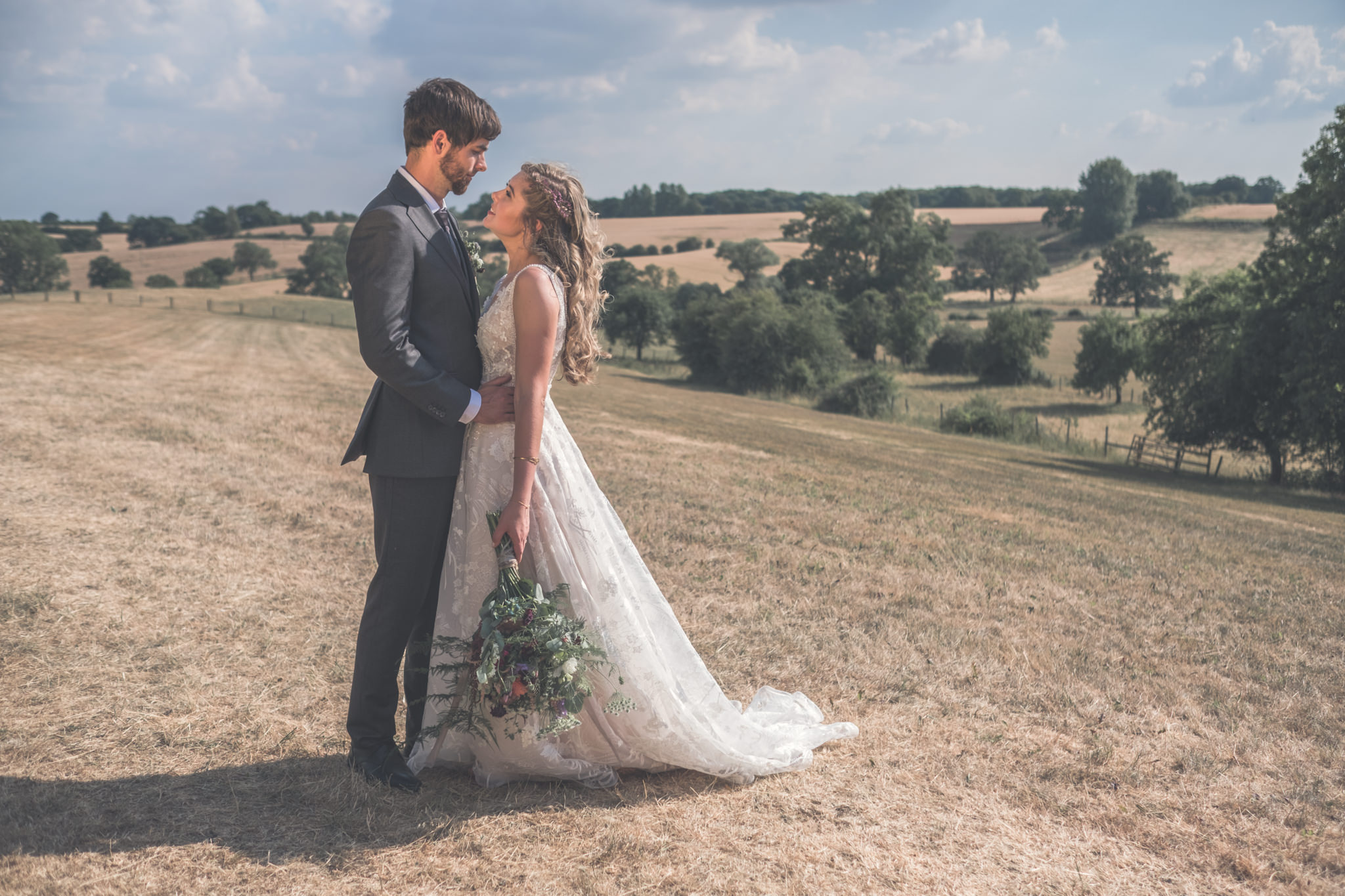 Warwickshire Wedding Photography - Britt & Damain