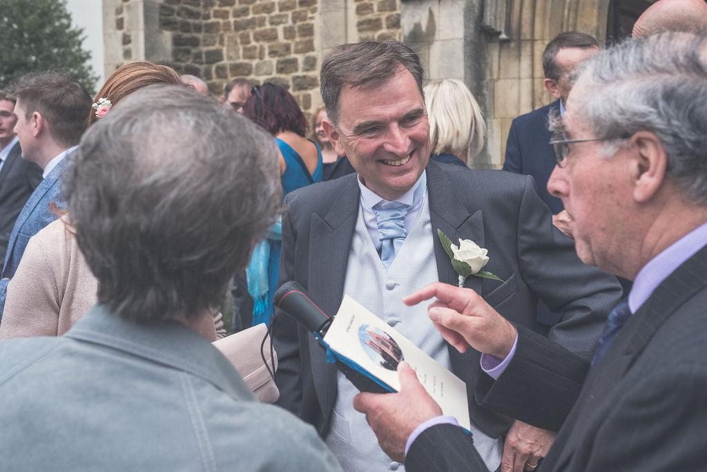 Kayleigh and Tom Wedding - Ceremony -