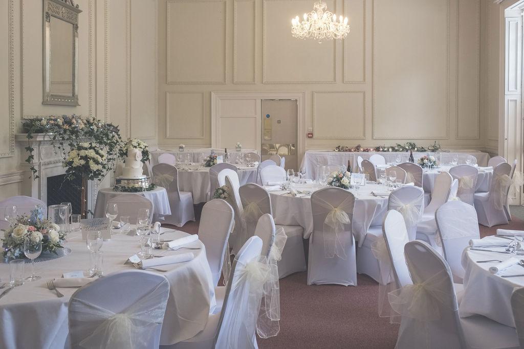 Kayleigh and Tom Wedding - Reception -