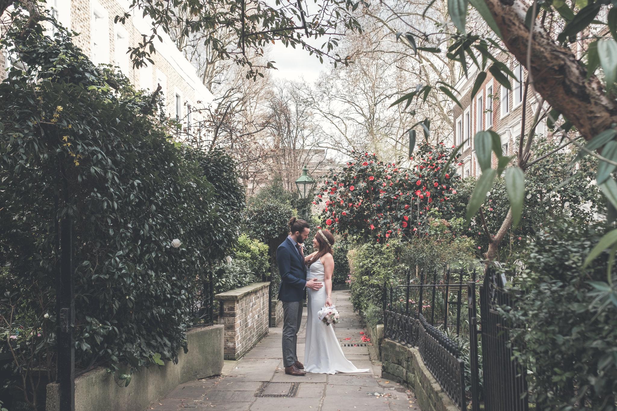 London Wedding Photographer - Sandy & Andrew