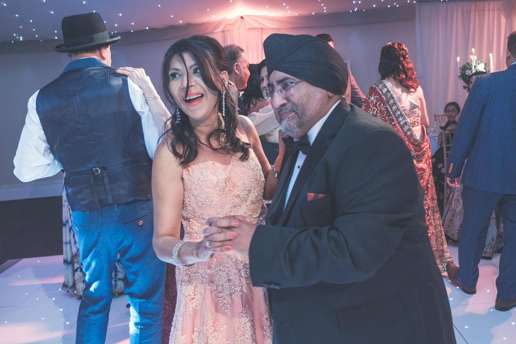 Suki and Ricky Wedding