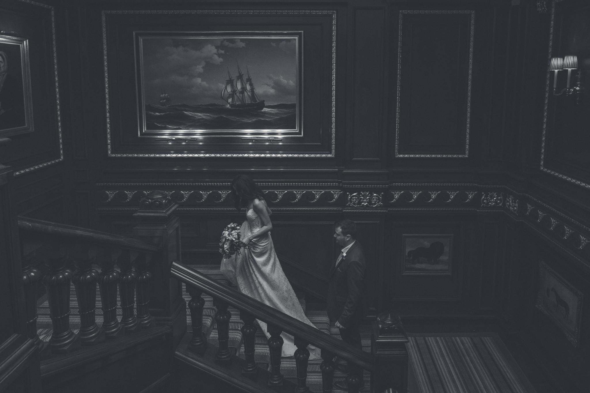 The Connaught Wedding Photographer - Viktorija and Paul
