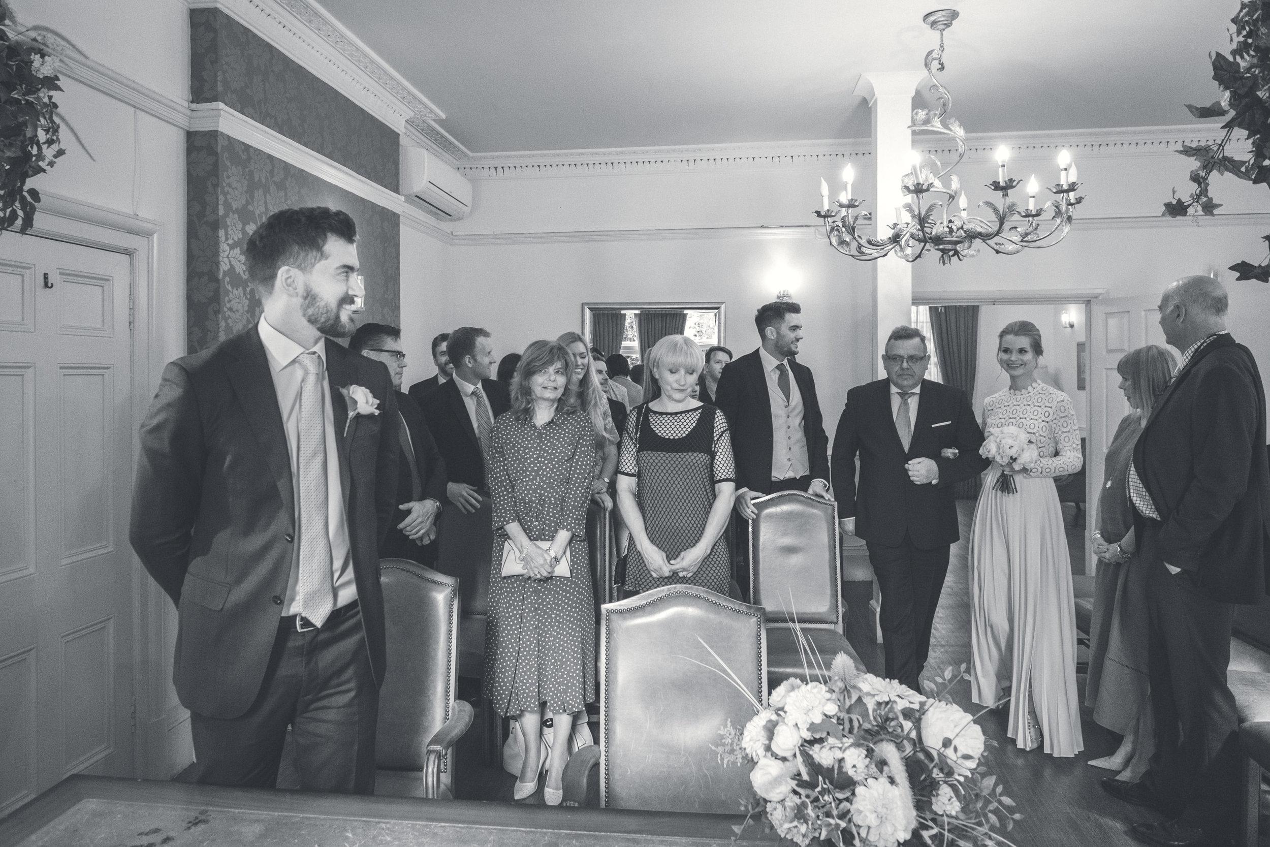 Chris and Reina Wedding