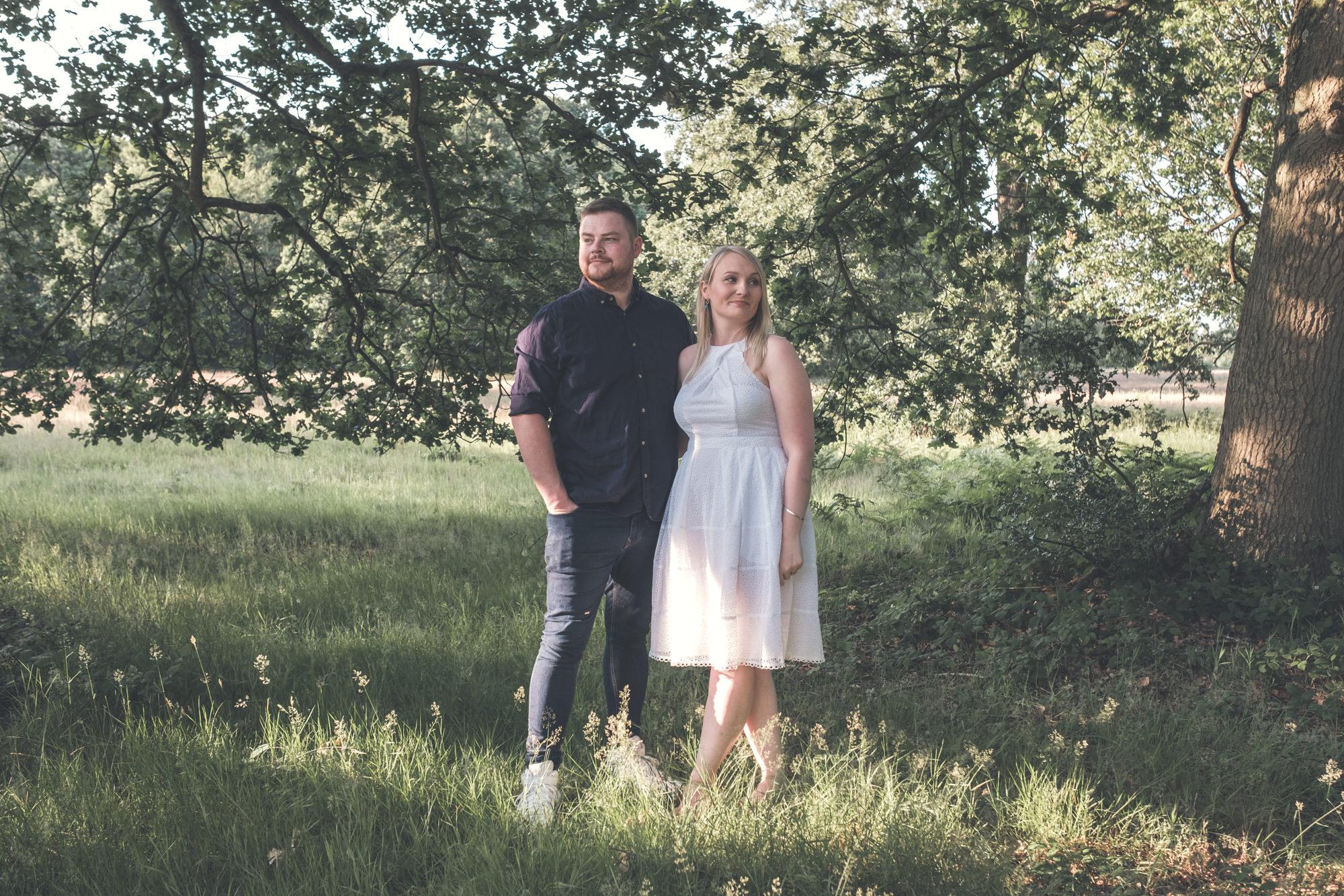 Louise and Matt Pre-Wedding Shoot