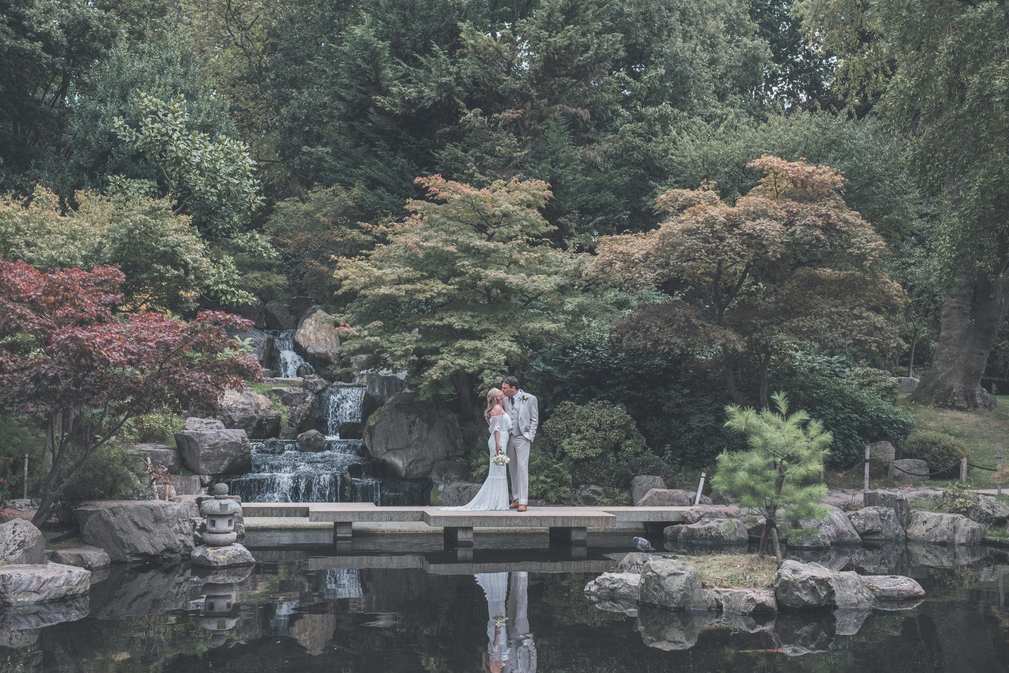 Holland Park Wedding