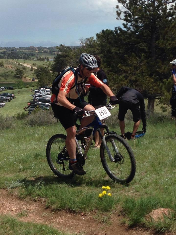 Gowdy Grinder Mountain Bike Race 2014