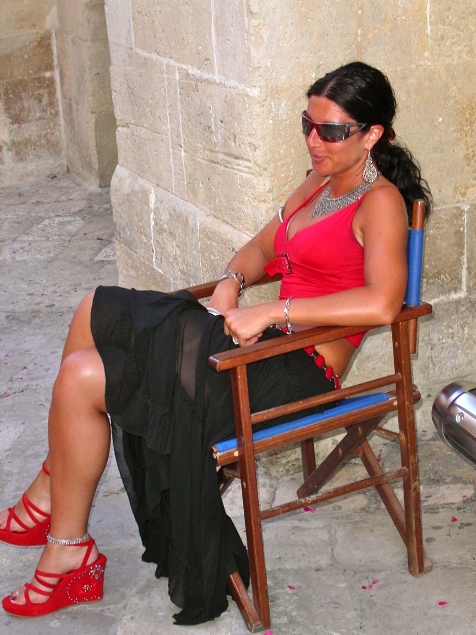 Red Shoes (Otranto, Italy)