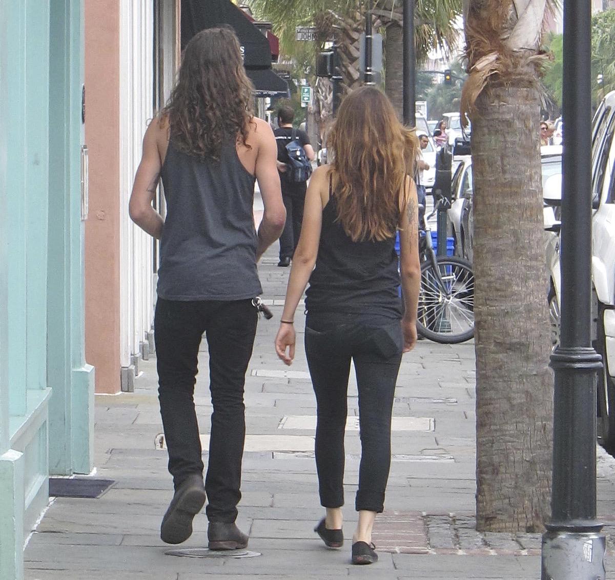 Look-Alike Couple in Charleston,SC
