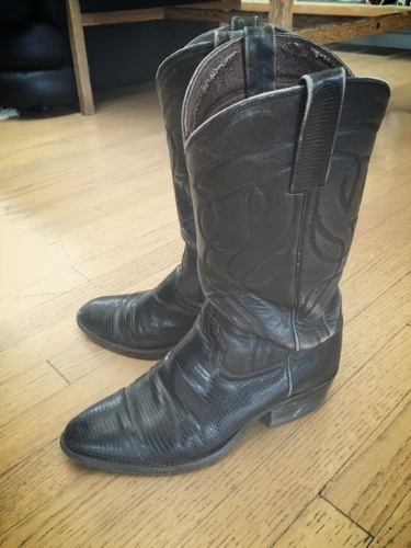 Celebratory Cowboy Boots