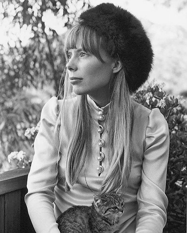 Sweet Joni 🦋 #icon #jonimitchell