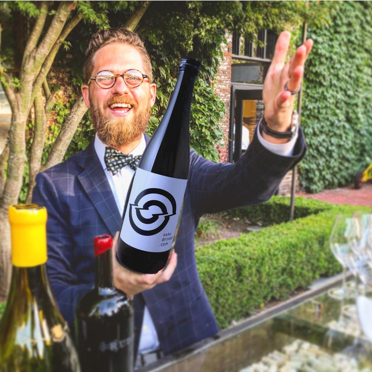 #eduardodingler #abalancedglass #wine #sake #rebeccahopkins
