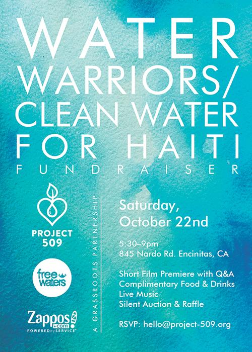 Water Warriors Event