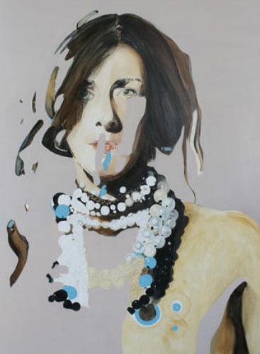 """""""Sin título"""" 70 x 80 cms - 2011. En venta."""
