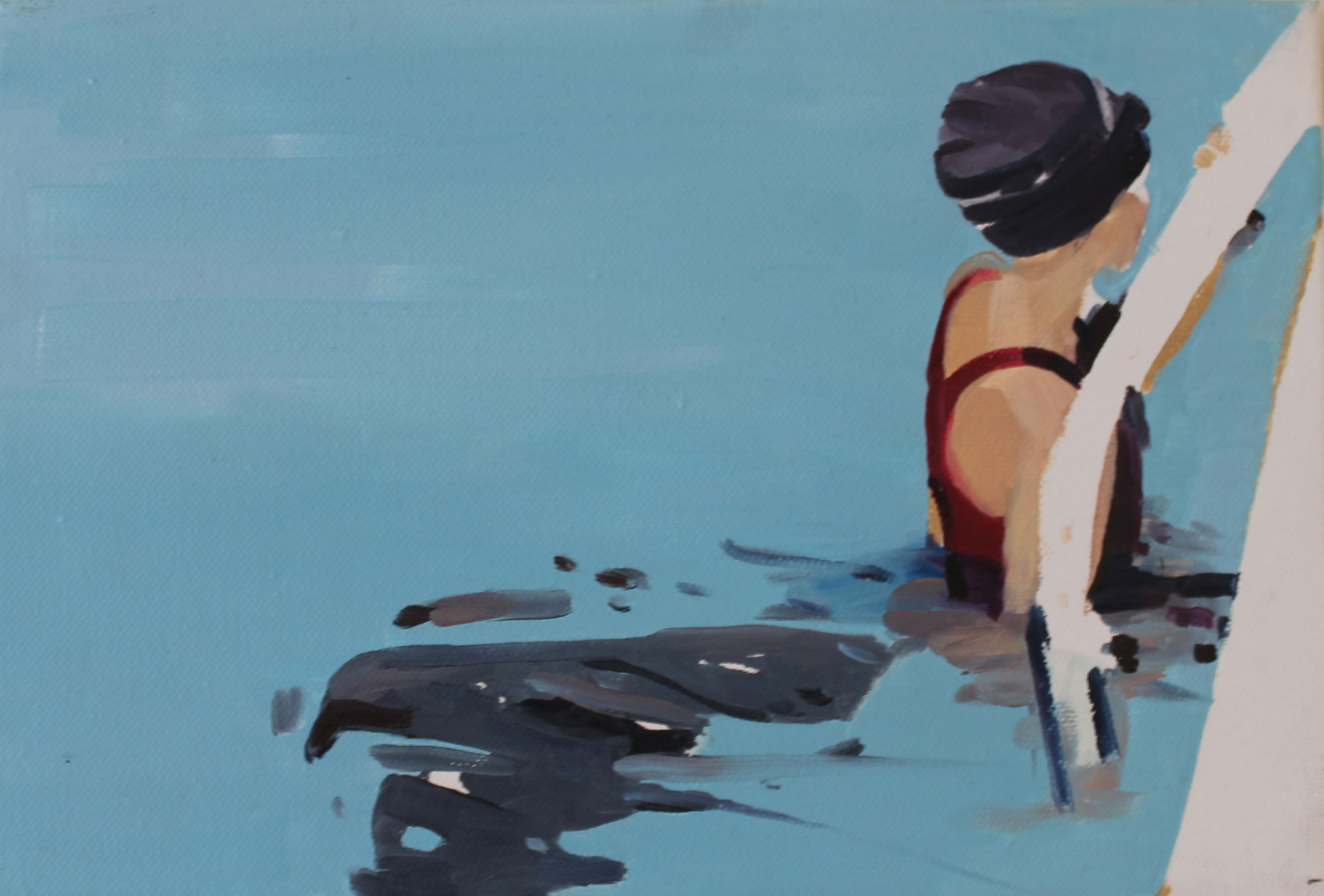 """""""Sin título"""" 20 x 30 cms - 2012"""