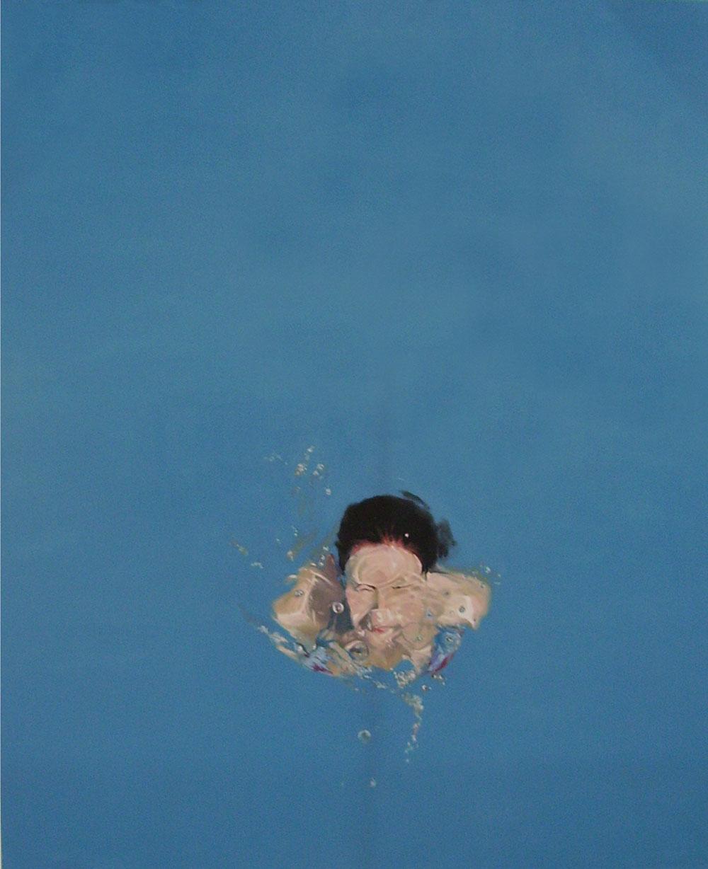 """""""Transparente"""" 170 x 140 cms - 2007."""