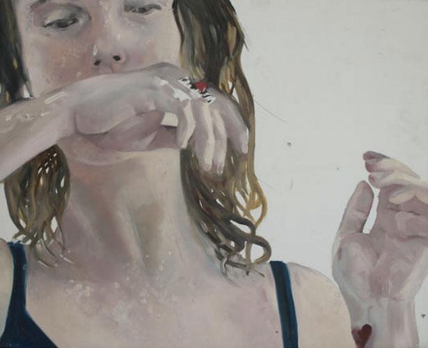 """""""Lisette"""" 40 X 50 Cms - 2010. En Venta."""