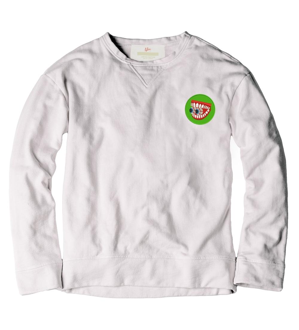 Gabe Alaca x Algae Limited Edition Sweatshirt.