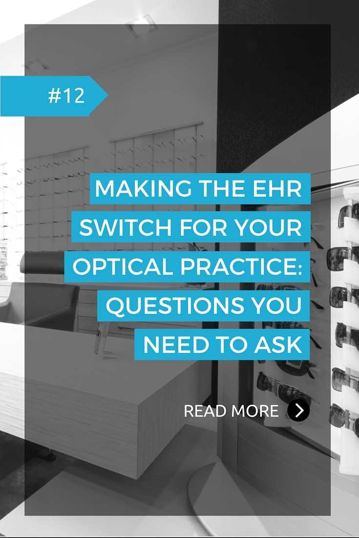 Making the decision to switch EHR software is big for any office. This switch represents learning curves, new processes, employee training, and even growing pains. Begin your search by making a list of potential EHRs and schedule out demos. When you?re on the call, some questions to ask are: