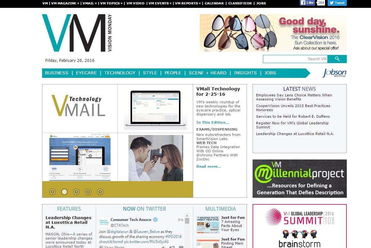 VMail Technology