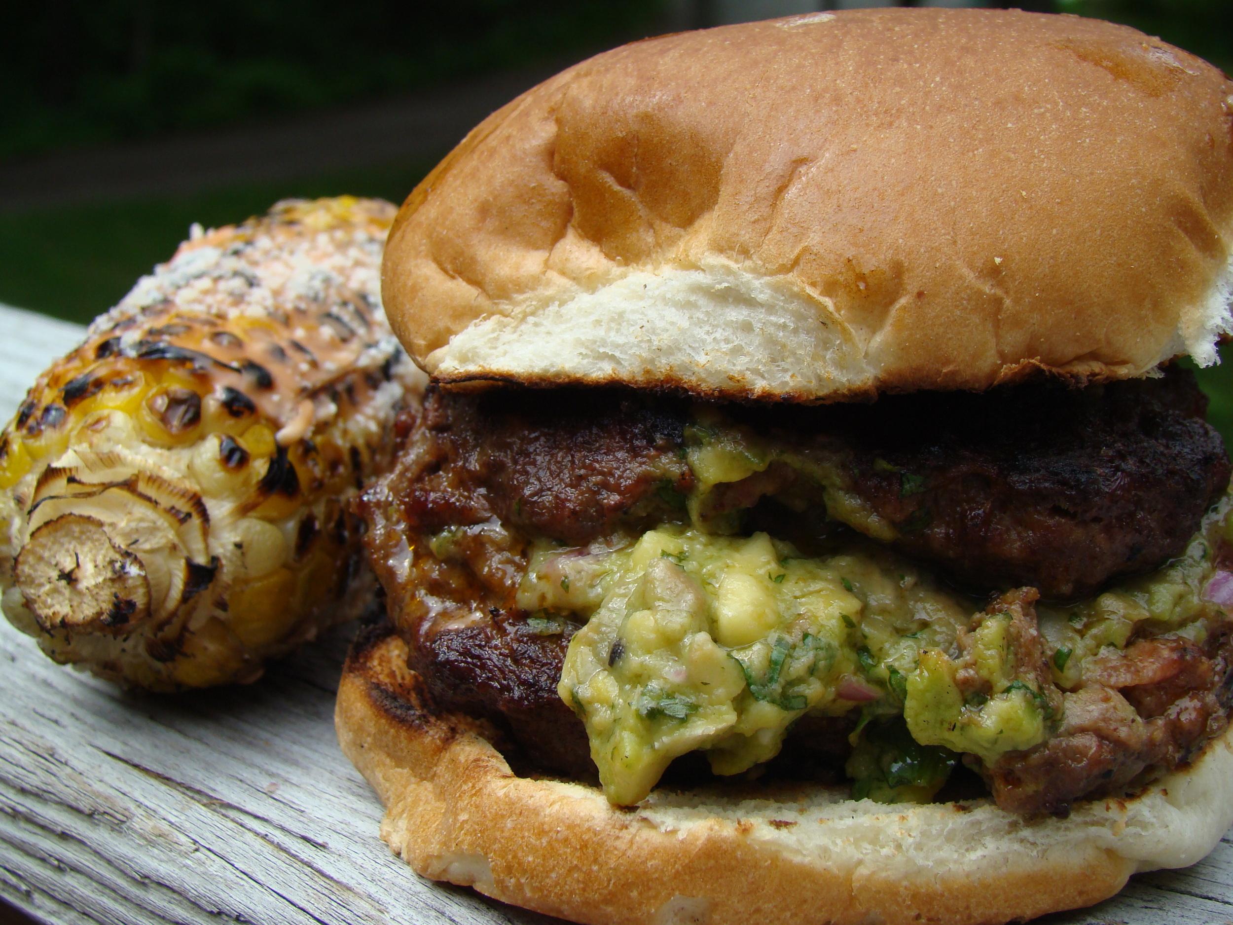 Guacamole Stuffed Burgers.JPG