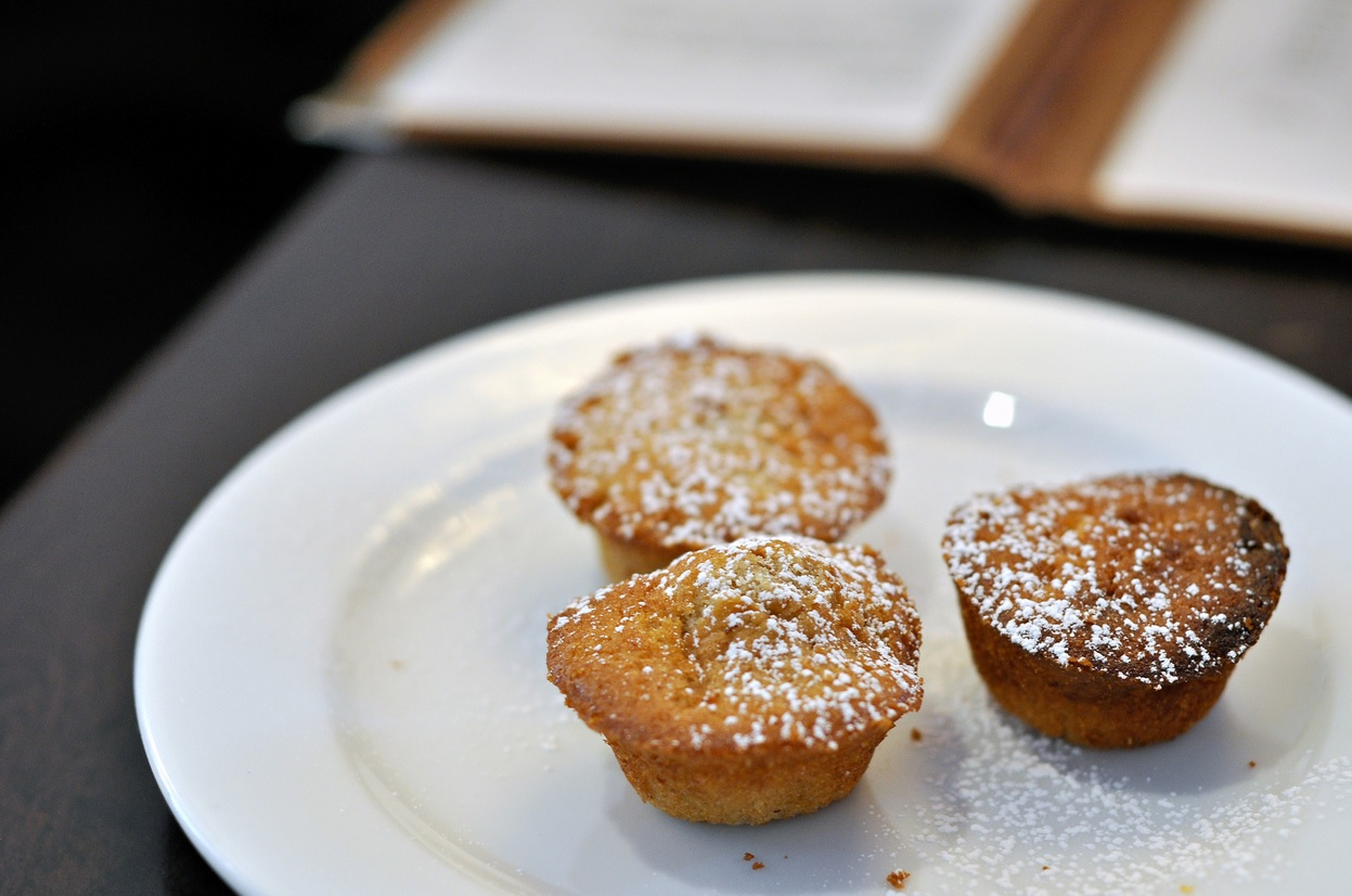 Breakfast Muffins at Eatery. Photo by  Rich L. Wang