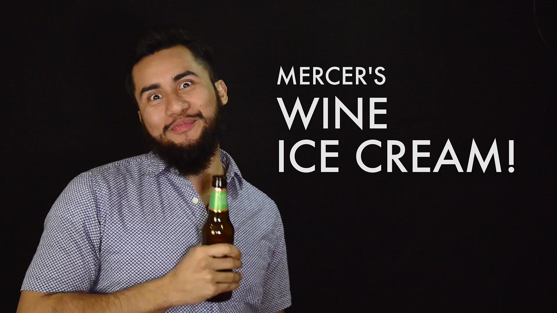 STRANGE FOOD SUNDAY: ALCOHOLIC ICE CREAM