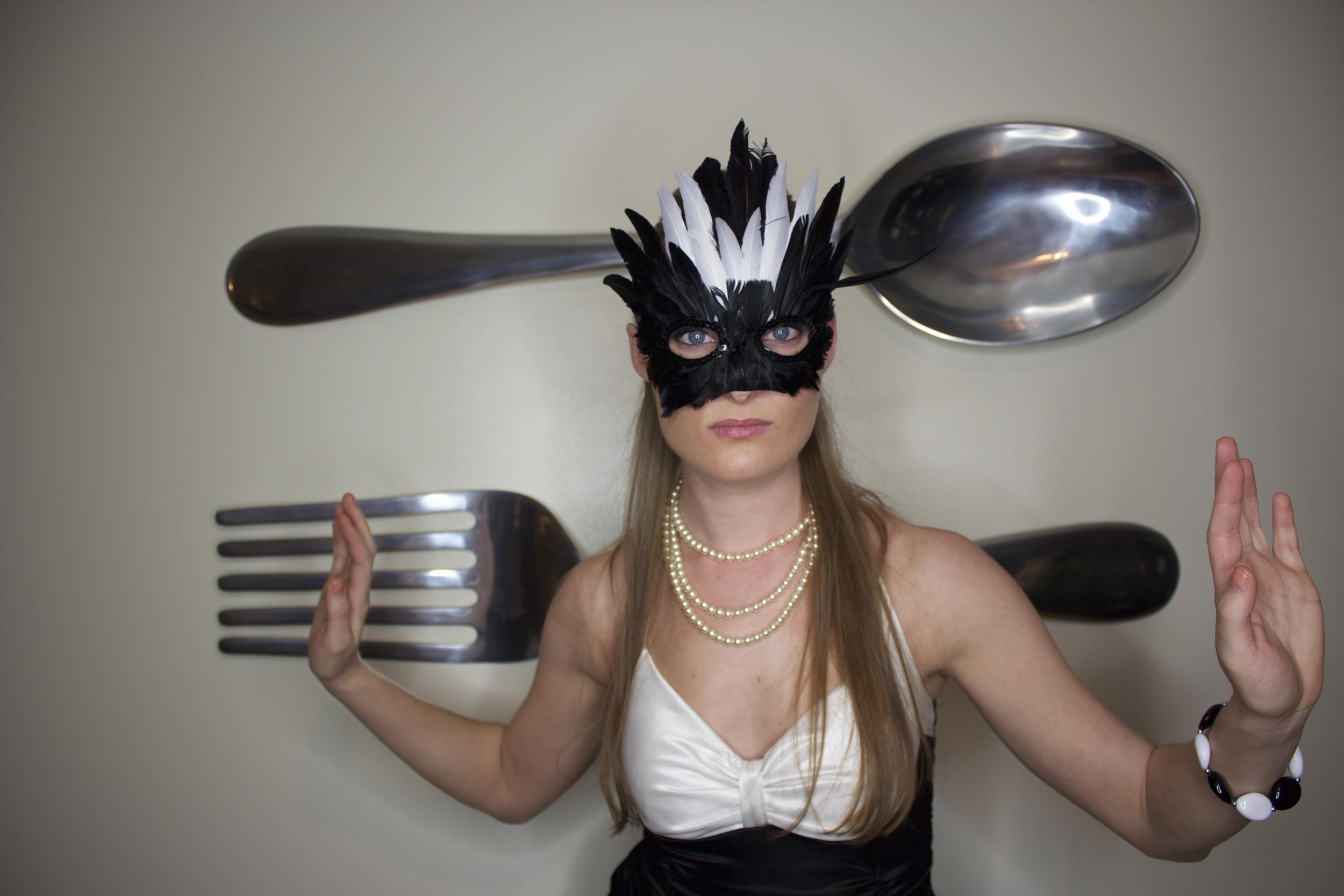 MASQUERADE DINNER PARTY