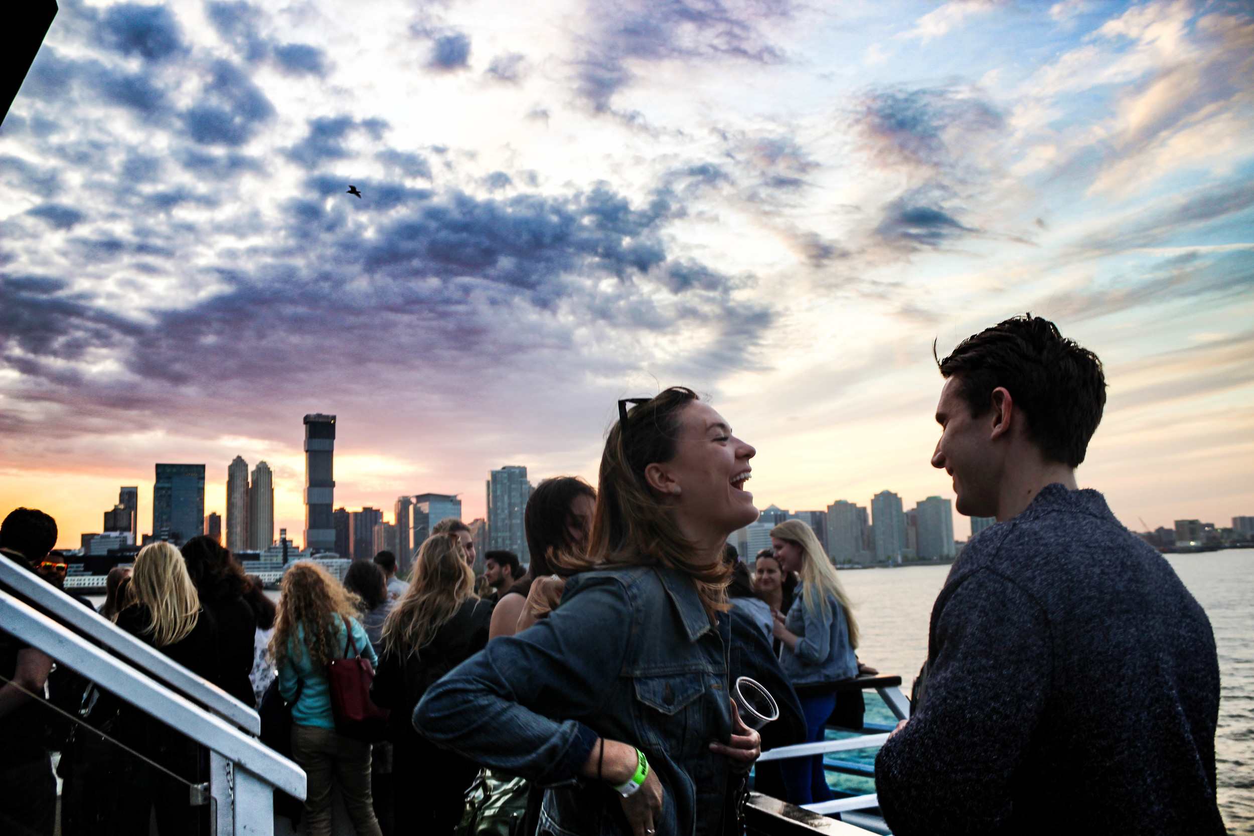 TIME OUT NEW YORK & HORNBLOWER CRUISES ULTIMATE SUMMER YACHT PARTY