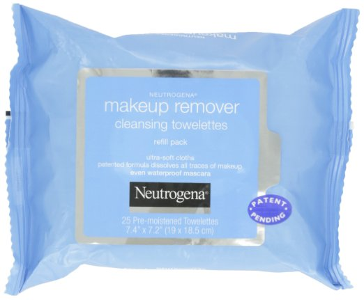 Neutrogena Make-up Remover Cleansing Towelettes - $4.47