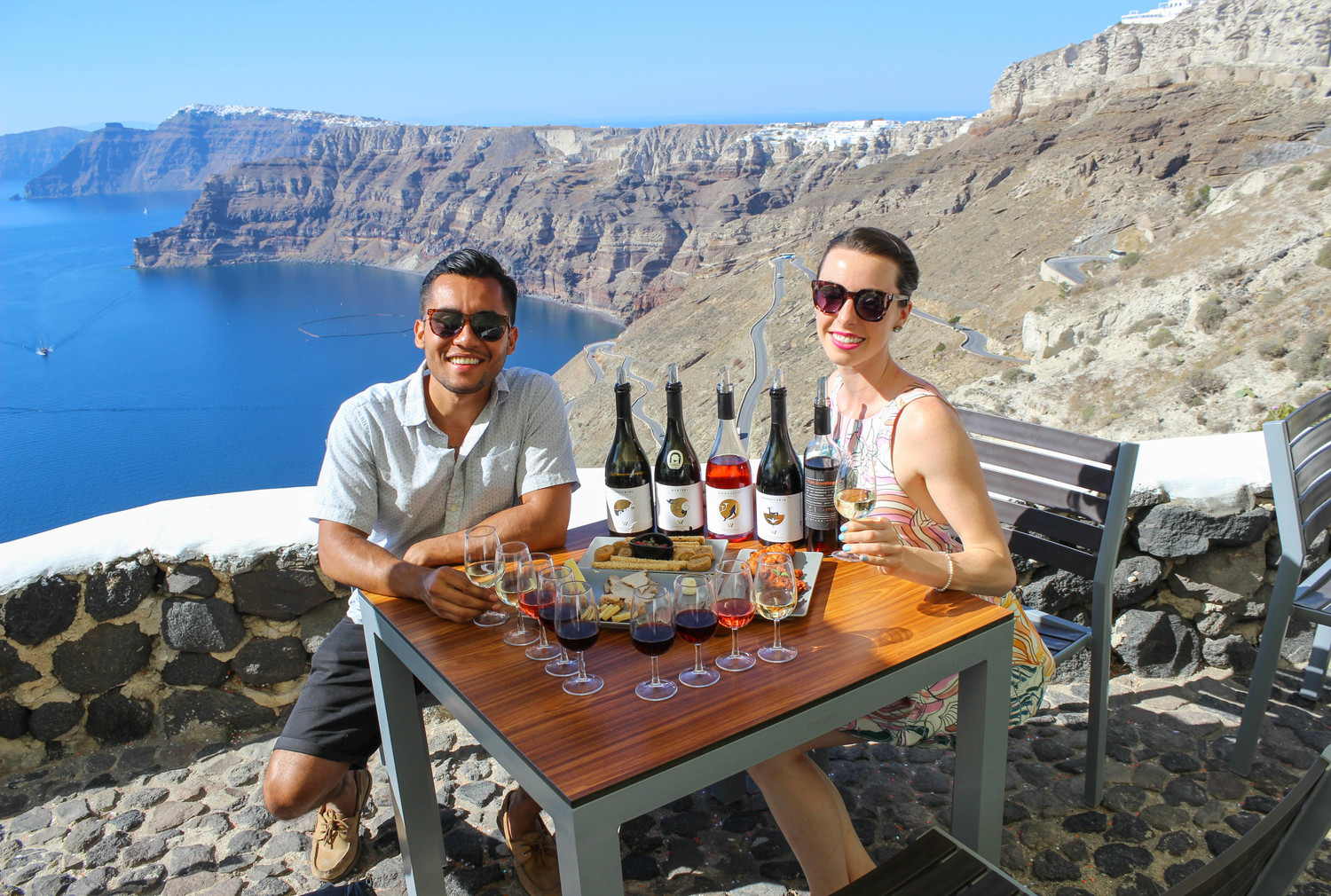 THE BEST WINE TOUR WE'VE EVER BEEN ON