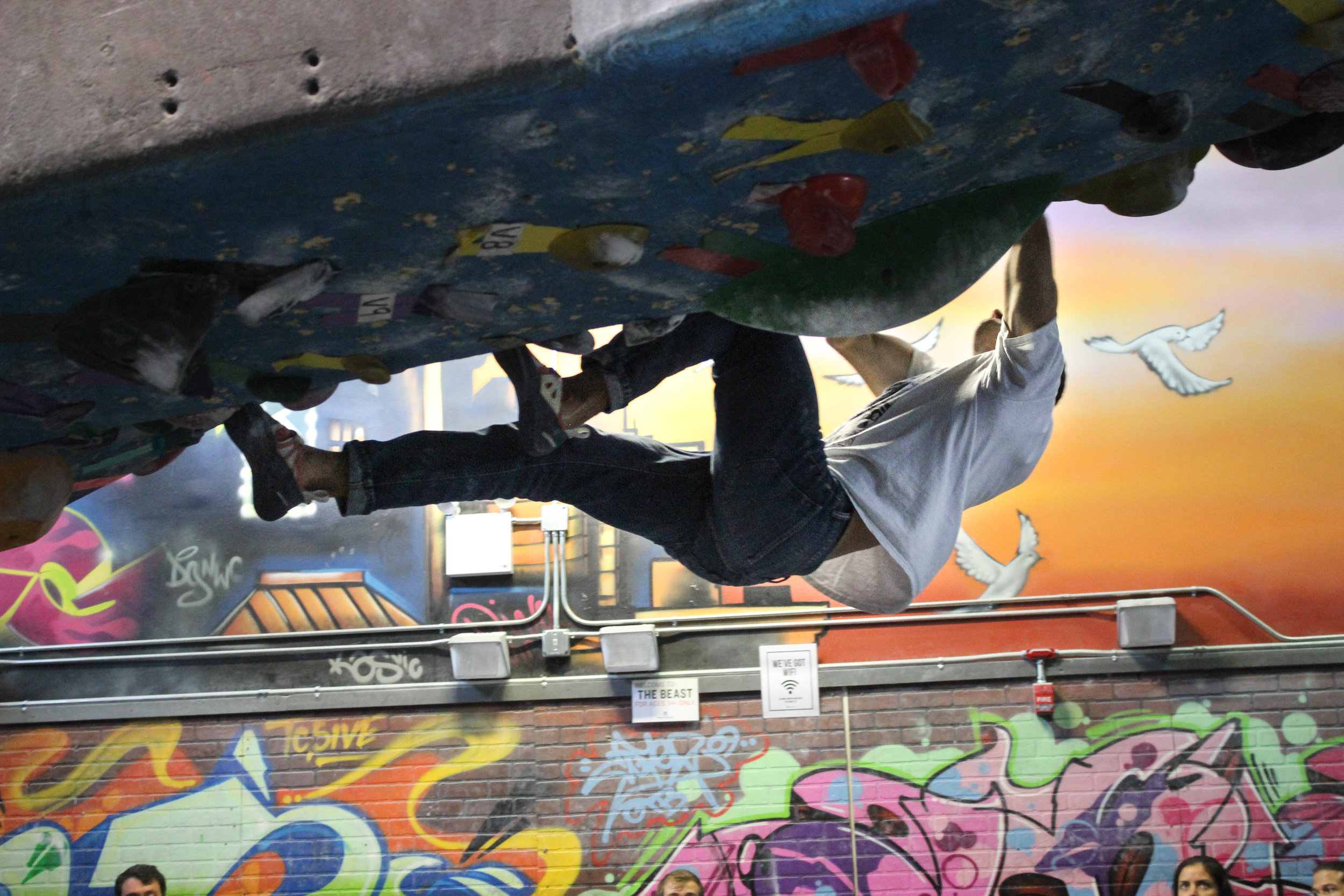 BROOKLYN BOULDERS: A POWERFUL AND FUN WAY TO GET IN SHAPE