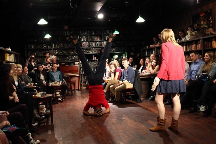 DRUNK SHAKESPEARE - Shakespeare like you've never seen it before